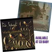 Trio Sefardi Cds Available at CD Baby