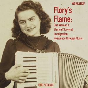 Flory Jagoda Workshop Trio Sefardi