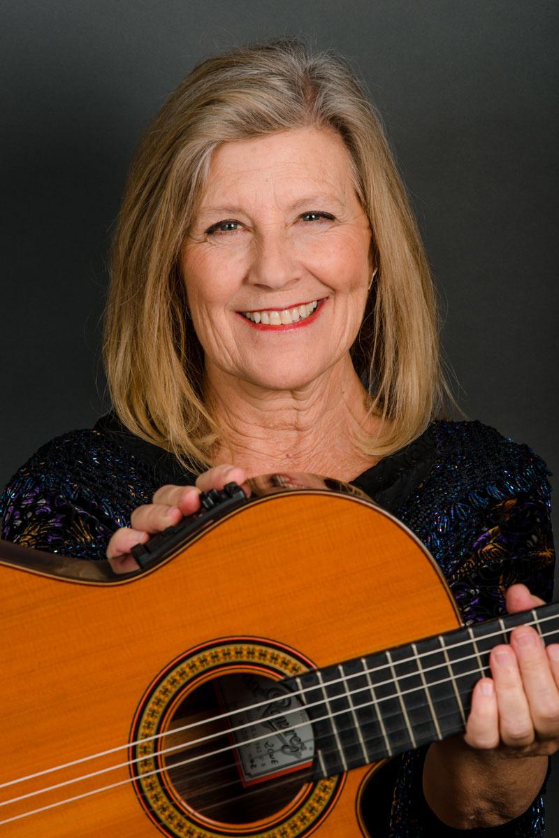 Susan Gaeta, Vocals and Guitar, Trio Sefardi
