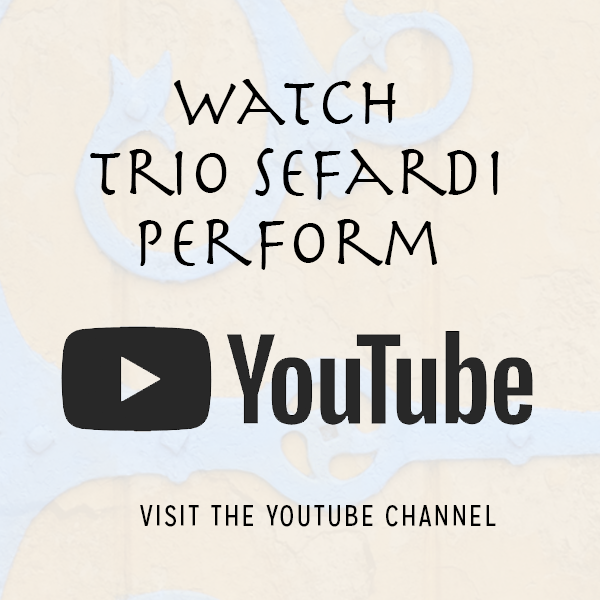 Watch Trio Sefardi on YouTube
